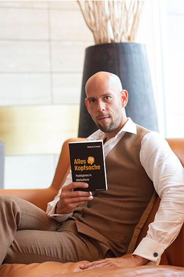 Der Autor von Alles Kopfsache - Markus Czerner